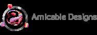 amicable designs logo